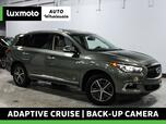 2017 INFINITI QX60 AWD 3rd Row Adaptive Cruise Blind Spot Assist Nav