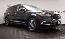 2017_INFINITI_QX60_AWD Rear Camera,Heated Seats,Rear AC,3Row_ Houston TX