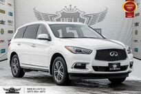 INFINITI QX60 AWD, V6, 7 PASS, NO ACCIDENT, NAVI, 360 CAM, BLIND SPOT 2017