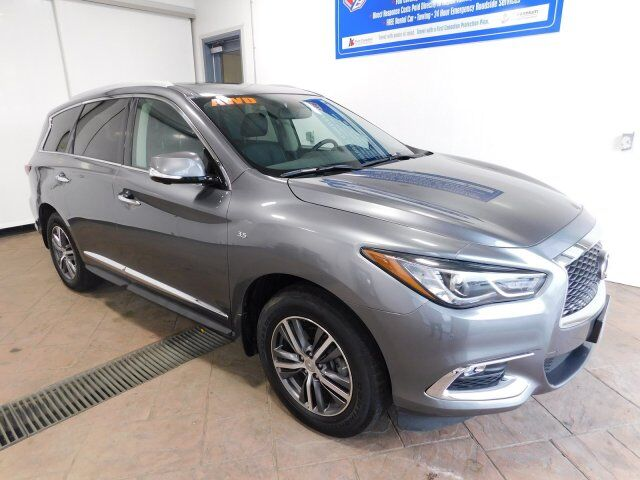 2017 INFINITI QX60 BASE AWD LEATHER NAVI SUNROOF Listowel ON