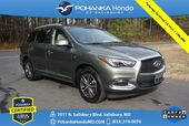 2017 INFINITI QX60 Base ** Pohanka Certified 10 Year / 100,000  **