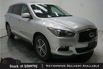 INFINITI QX60 CAM,SUNROOF,HTD STS,18IN WHLS,3RD ROW 2017