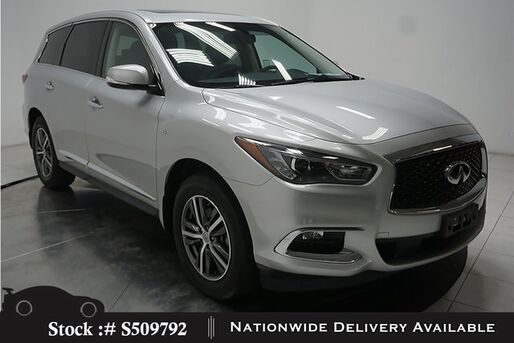 2017_INFINITI_QX60_CAM,SUNROOF,HTD STS,18IN WHLS,3RD ROW_ Plano TX