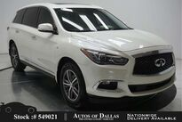 INFINITI QX60 CAM,SUNROOF,HTD STS,18IN WLS,3RD ROW 2017