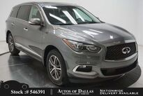 INFINITI QX60 CAM,SUNROOF,HTD STS,PARK ASST,18IN WLS,3RD ROW 2017