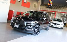 2017 INFINITI QX60 Deluxe Technology Premium Plus Package Theater Package Sunroof Navigation 1 Owner