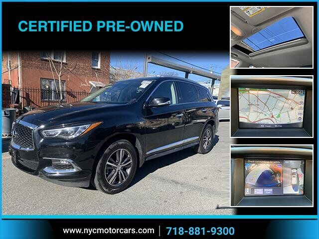 2017 INFINITI QX60 Entertainment System Bronx NY