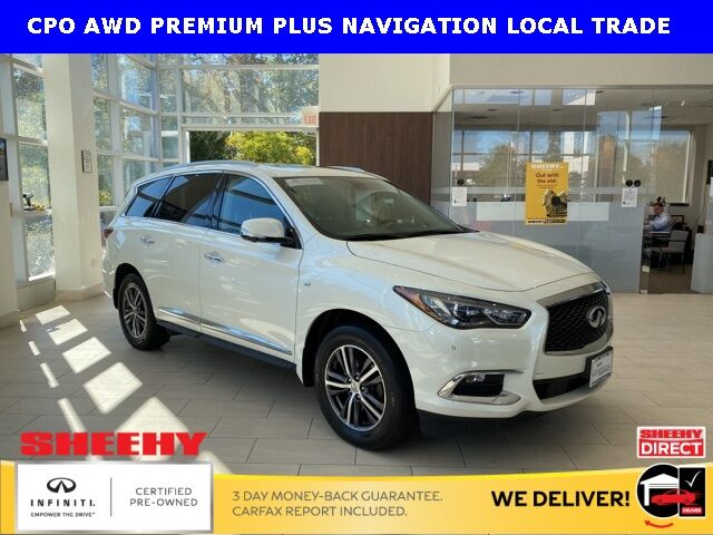 2017 INFINITI QX60 PREMIUM PLUS Chantilly VA