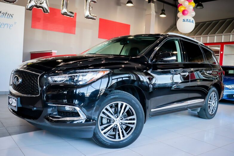 2017 INFINITI QX60 Premium Plus Package Drivers Assistance Package Navigation System 1 Owner Springfield NJ
