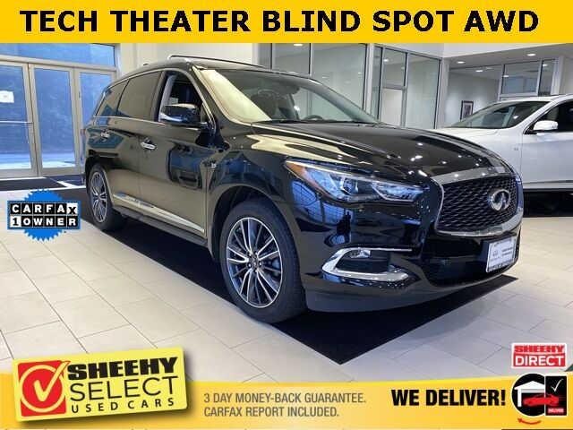 2017 INFINITI QX60 TECH THEATER BLIND SPOT BRAKE ASSIST Annapolis MD