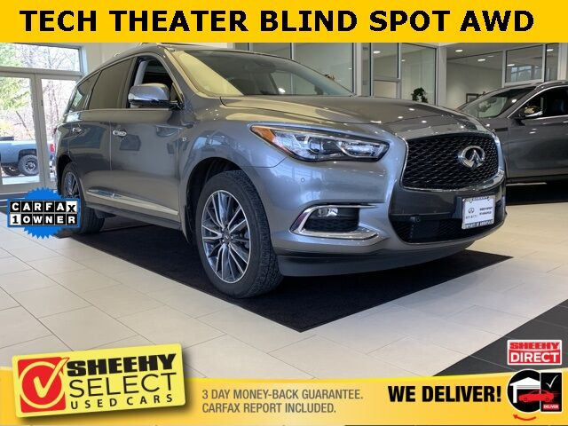2017 INFINITI QX60 TECH THEATER BLIND SPOT Annapolis MD