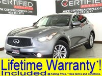 INFINITI QX70 AWD SUNROOF REAR CAMERA HEATED LEATHER SEATS BLUETOOTH BOSE SOUND SYSTEM DU 2017