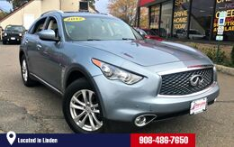 2017_INFINITI_QX70_AWD_ South Amboy NJ
