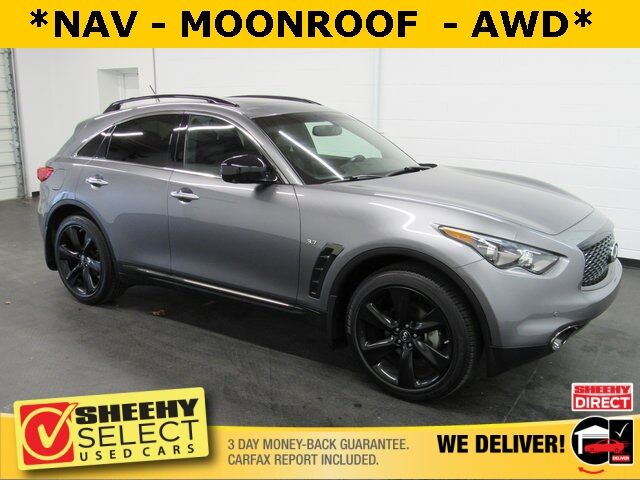 2017 INFINITI QX70 Base Waldorf MD