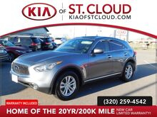 2017_INFINITI_QX70_Base_ St. Cloud MN