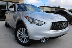 2017_INFINITI_QX70 CLEAN CARFAX BOSE,LOW MILES!_QX70,CLEAN CARFAX,FACTORY WARRANTY,LIKE NEW!_ Houston TX