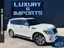 2017_INFINITI_QX80_Base_ Leavenworth KS