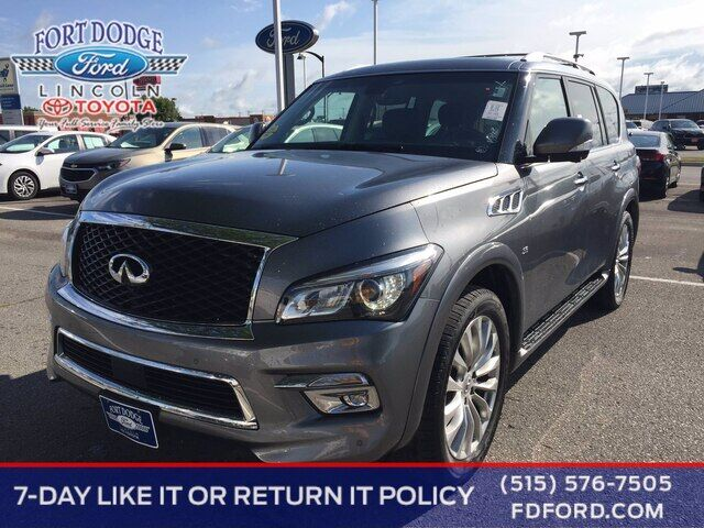 2017 INFINITI QX80 Limited Fort Dodge IA