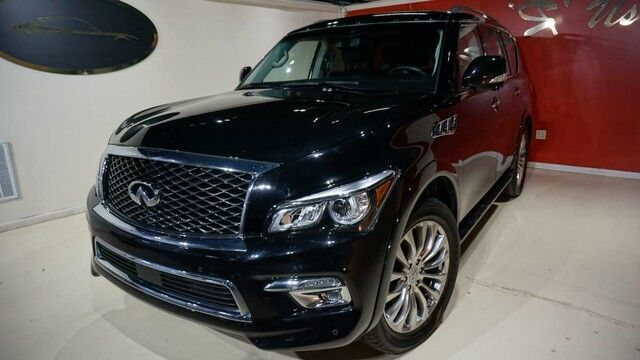 2017 INFINITI QX80 Limited Indianapolis IN