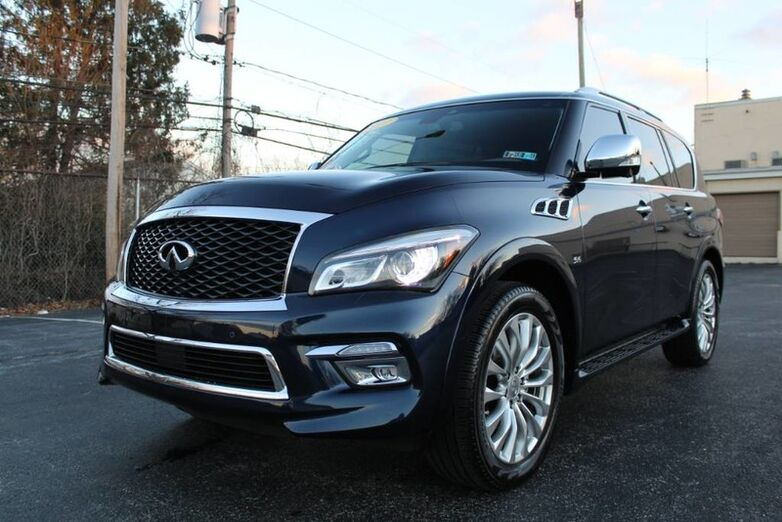 2017 INFINITI QX80 Limited New Castle DE