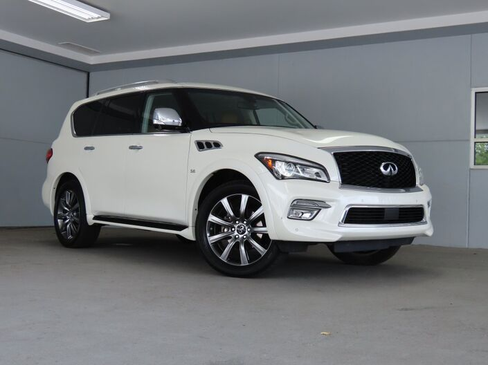 2017 INFINITI QX80 Signature Edition Merriam KS