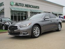 2017_Infiniti_Q50_*3.0T Sport Premium Plus Package* HTD SEATS, BACKUP CAMERA, NAVIGATION, PREMIUM SOUND SYSTEM_ Plano TX