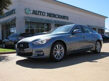 2017_Infiniti_Q50_3.0t Premium LEATHER, BLUETOOTH, BACKUP CAM, KEYLESS ENTRY, CLIMATE CONTROL, UNDER FACTORY WARRANTY_ Plano TX