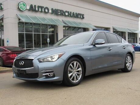 2017 Infiniti Q50 3.0t Premium ***PREMIUM PLUS PKG, Driver Assistance Package*** 3.0L 6CYL TURBOCHARGED, AUTOMATIC Plano TX