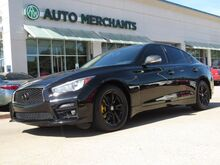 2017_Infiniti_Q50_3.0t Signature Edition LEATHER, NAVIGATION, BACKUP CAMERA, KEYLESS START, CLIMATE CONTROL, BLUETOOTH_ Plano TX