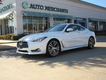2017_Infiniti_Q60_3.0t Premium  LEATHER SEATS, BLUETOOTH CONNECTION,  XM RADIO, SUNROOF, CD PLAYER, CRUISE CONTROL_ Plano TX