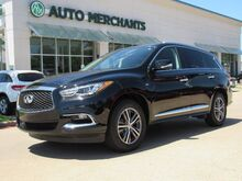 2017_Infiniti_QX60_FWD *Premium Plus Package, Premium Package* 3.5L 6CYL, AUTOMATIC, NAVIGATION  REAR PARKING AID_ Plano TX