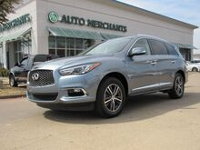 2017_Infiniti_QX60_FWD ***Premium Plus Package, Premium Package***  3.5L 6CYL, AUTOMATIC, NAVIGATION  REAR PARKING AID_ Plano TX
