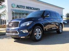 2017_Infiniti_QX80_2WD*DRIVER ASSISTANCE PKG,3RD ROW SEAT,BACKUP CAM,BLINDSPOT,NAVIGATION,UNDER FACTORY WARRANTY!_ Plano TX