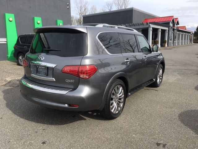 2017 Infiniti QX80 Technology Limited Coquitlam BC