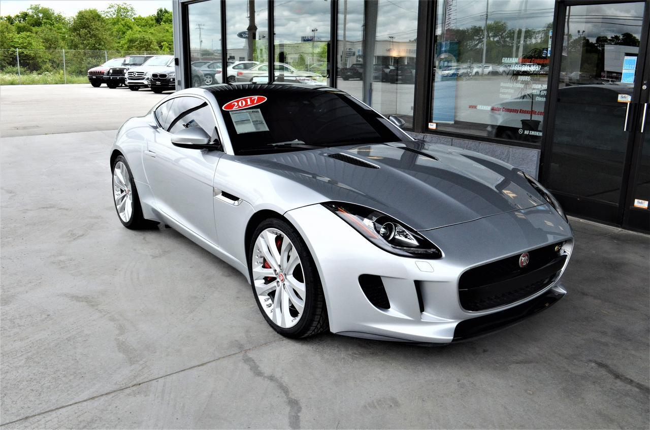 2017 JAGUAR F-TYPE S Knoxville TN