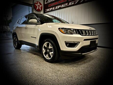 2017 JEEP ALL NEW COMPASS Limited Bridgeport WV