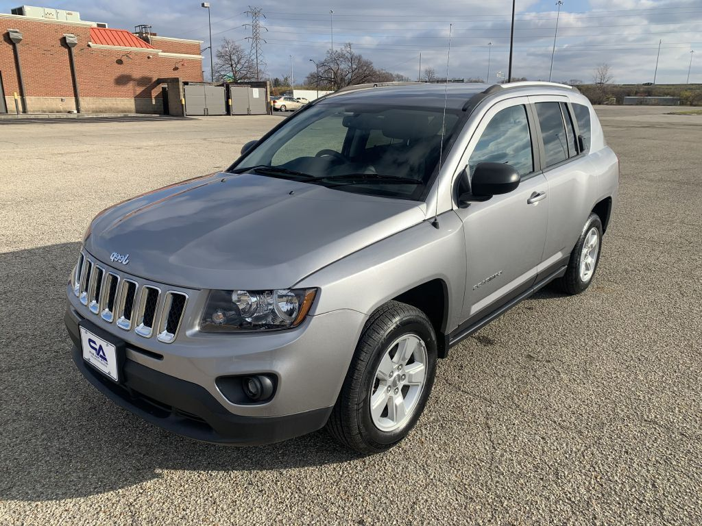 2017 JEEP COMPASS SPORT Columbus OH