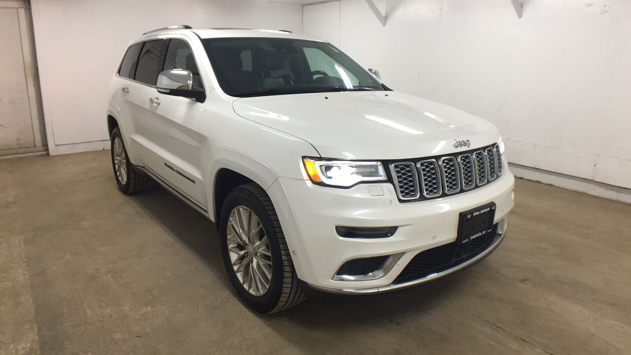 2017 JEEP GRAND_CHEROKEE Oneonta NY