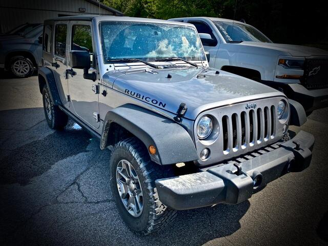 2017_JEEP_WRANGLER 4X4_RUBICON_ Bridgeport WV