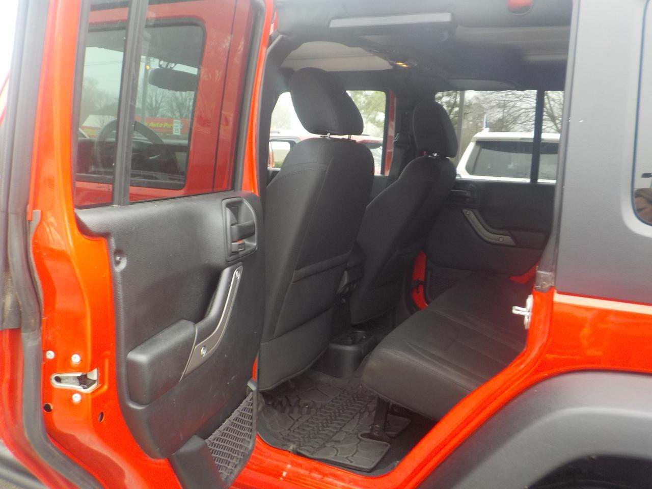 2017 JEEP WRANGLER UNLIMITED SPORT 4X4, ONE OWNER, HARD TOP, MICKEY THOMPSON WHEELS, TOW PACKAGE, ONLY 45K MILES!! Virginia Beach VA