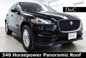 2017_Jaguar_F-PACE_35t 340 Horsepower Panoramic Roof_ Portland OR