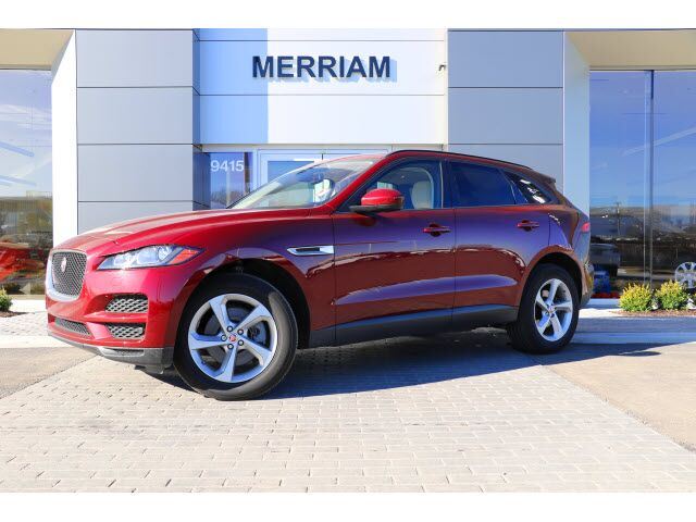 2017 Jaguar F-PACE 35t Premium Merriam KS