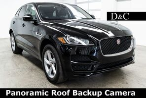 2017_Jaguar_F-PACE_35t Premium Panoramic Roof Backup Camera_ Portland OR