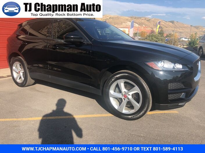 2017 Jaguar F-PACE 35t Premium Salt Lake City UT