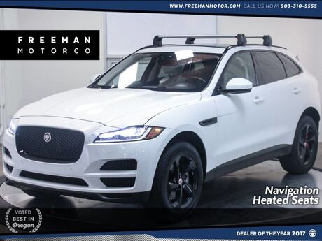 2017 Jaguar F-PACE 35t Prestige AWD Navigation Heated Seats Pano Portland OR