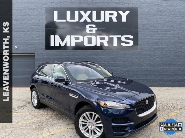 2017 Jaguar F-PACE 35t Prestige Leavenworth KS