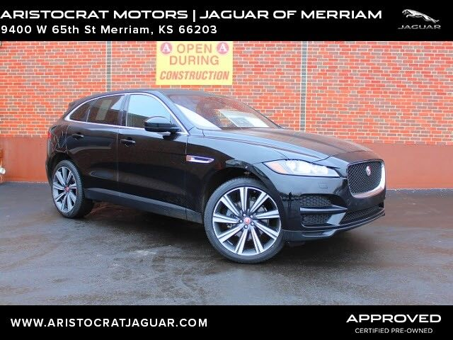 2017 Jaguar F-PACE 35t Prestige Merriam KS
