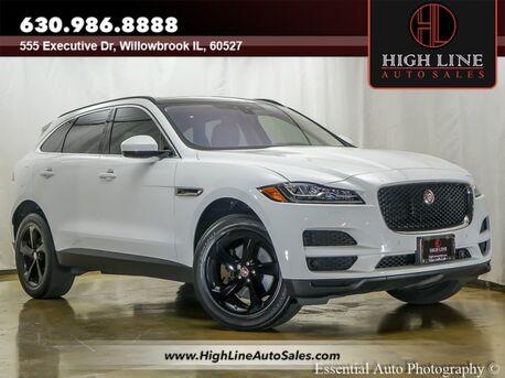 2017_Jaguar_F-PACE_35t Prestige_ Willowbrook IL