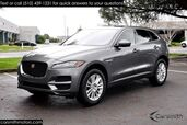 2017 Jaguar F-PACE 35t Prestige with Vision Package/Blind Spot Meridian Sound/One Owner and Babied California Car