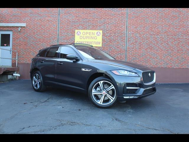 2017 Jaguar F-PACE 35t R-Sport Kansas City KS